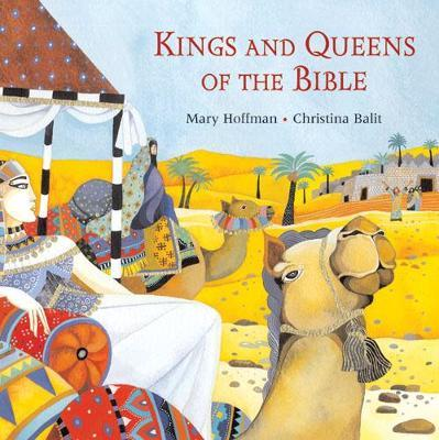 Kings and Queens of the Bible by Mary Hoffman image