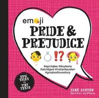 Emoji Pride and Prejudice by Jane Austen