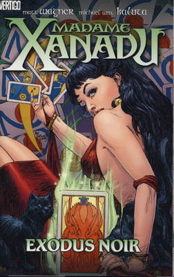 Madame Xanadu: v. 2 by Matt Wagner image