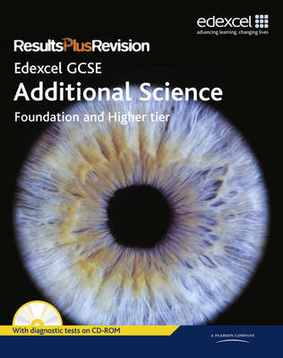 GCSE Additonal Science Student Book Plus CD-ROM by Penny Johnson image
