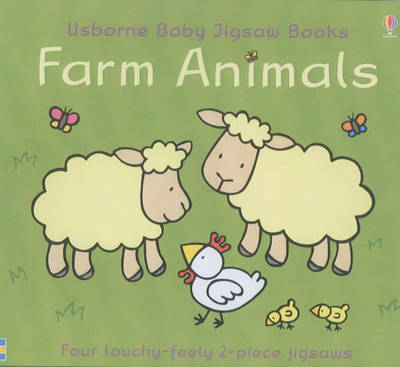 Farm Animals by Fiona Watt