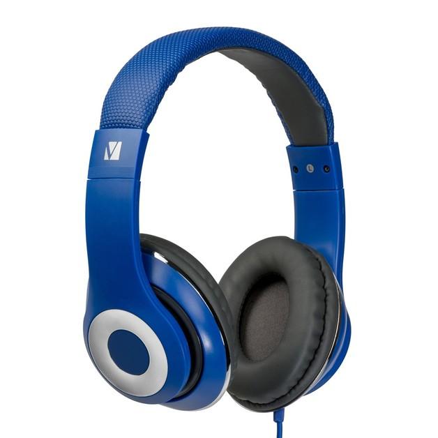 Verbatim TDK ST100 Over-Ear Classic Audio Headphones (Blue)