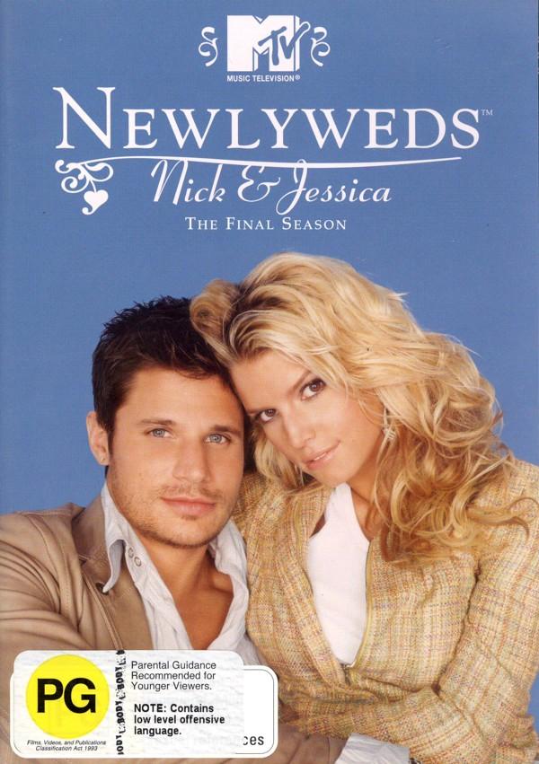 Newlyweds - Nick And Jessica: The Final Season (2 Disc Set) on DVD image