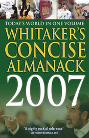Whitaker's Concise Almanack: 2007 image