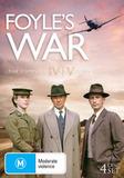 Foyle's War - Seasons 4 And 5 (4 Disc Set) on DVD