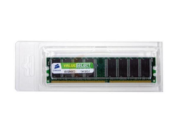 Corsair 1024Mb DDR400 Corsair