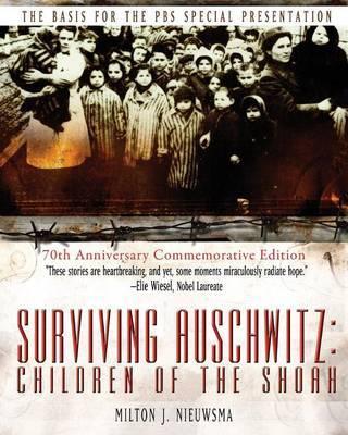 Surviving Auschwitz by Milton J Nieuwsma image