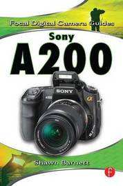 Sony A200 by Shawn Barnett