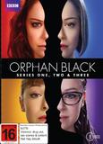 Orphan Black - Season 1-3 DVD