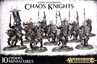 Warhammer Slaves to Darkness Chaos Knights