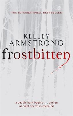 Frostbitten (Women of the Otherworld #10) (UK Ed.) by Kelley Armstrong image
