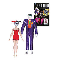 Batman Mad Love Joker & Harley 2nd Edition Figure (2-Pack)