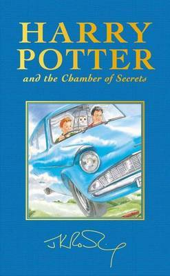Harry Potter and the Chamber of Secrets by J.K. Rowling image