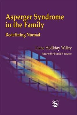 Asperger Syndrome in the Family by Liane Holliday Willey image