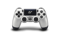 PS4 Gran Turismo Sport Dual Shock 4 V2 Wireless Controller (Limited Edition) for PS4 image