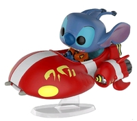 Disney - Stitch & The Red One Pop! Rides Set
