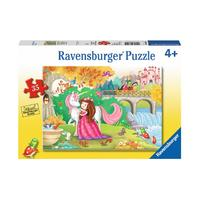 Ravensburger : Afternoon Away Puzzle 35pc