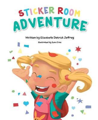 Sticker Room Adventure by Elizabeth Jeffrey