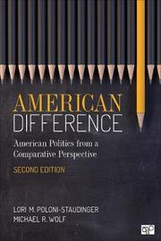 American Difference by Michael R. Wolf
