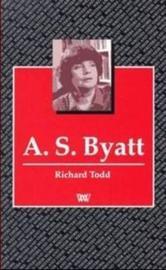A.S.Byatt by Richard Todd image