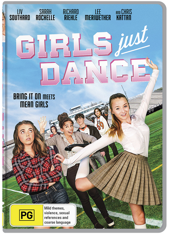 Girls Just Dance on DVD