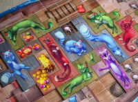 The Isle of Cats - Board Game image