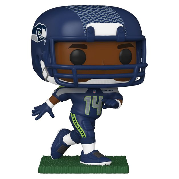 NFL: Seahawks - D.K. Metcalf Pop! Vinyl Figure