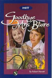 """""""Goodbye Mrs Blore"""" by Robert Hewett image"""