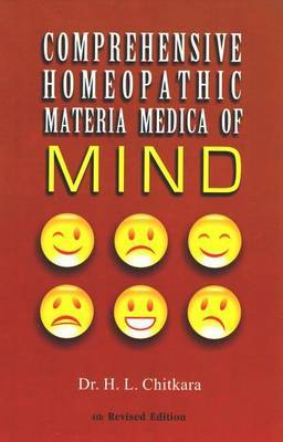 Comprehensive Homeopathic Materia Medica of Mind by H. L. Chitara image
