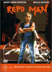 Repo Man on DVD