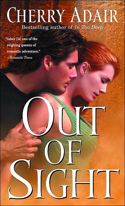 Out of Sight by Cherry Adair image