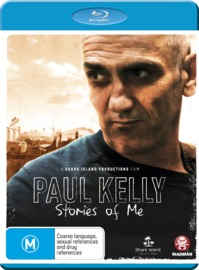 Paul Kelly: Stories of Me on Blu-ray