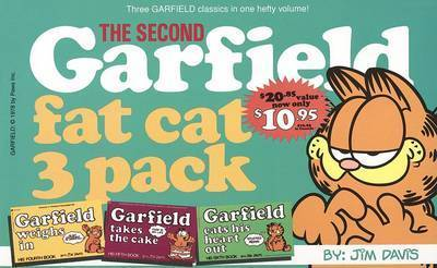Garfield Fat Cat Pack: No.2 by Jim Davis