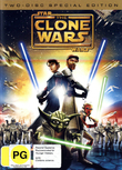 Star Wars: The Clone Wars on DVD