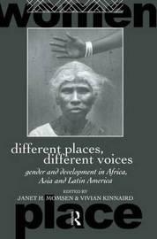 Different Places, Different Voices image
