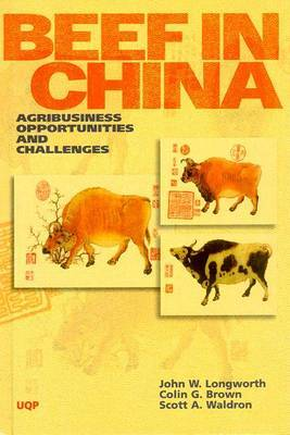 Beef in China by Colin Brown