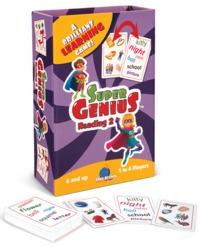 Super Genius: Reading 2 Card Game