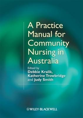 A Practive Manual for Community Nursing in Australia image