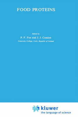 Food Proteins by P.F. Fox