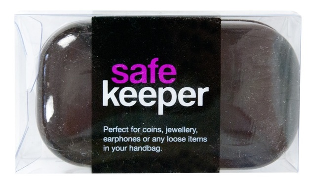 Annabel Trends: Safe Keepers - Black