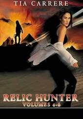 Relic Hunter - Season 1: Vol. 4-6 (3 Disc Set) on DVD