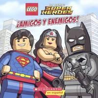 Amigos y Enemigos! (Friends and Foes) by Trey King