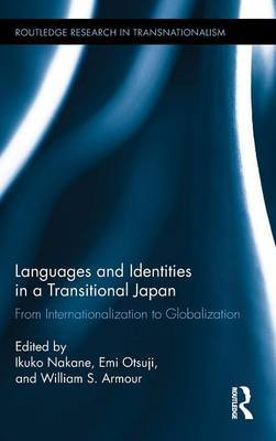 Languages and Identities in a Transitional Japan image