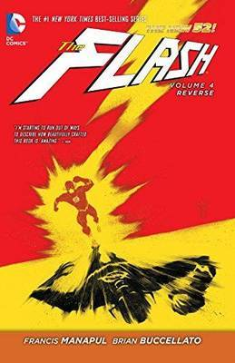 The Flash Vol. 4 Reverse (The New 52) by Francis Manapul