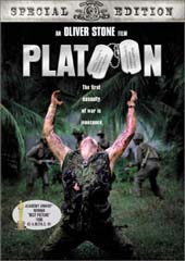 Platoon - Special Edition on DVD