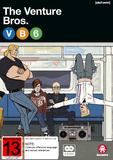 The Venture Bros. Season 6 Collection on DVD