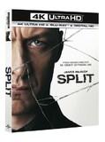 Split (4K UHD + Blu-ray) DVD