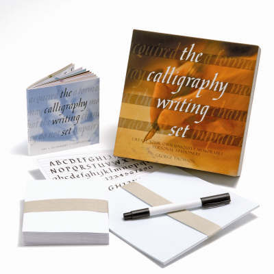 The Calligraphy Writing Set by G. Thomson