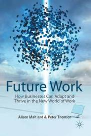 Future Work by Alison Maitland