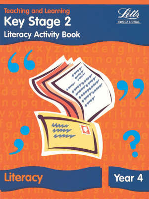 Literacy Activity Book Year 4 image